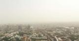На Украину надвигается пылевое облако из Сахары