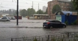 Киев накрыл мощный ураган, затопив метро и подземные переходы (ВИДЕО)