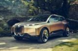 Новый BMW iNEXT сервис видение превью 2021 автономный внедорожник