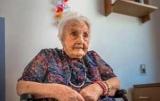 Померла найстарша жителька Європи