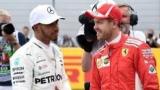 Феттель і Хемілтон обмінялися шоломами після Гран-прі Абу-Дабі