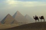 Доведено будівництво єгипетських пірамід людьми