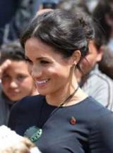 Назван впечатляющим стоимость платья Меган Marcel для royal tour