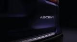 Subaru показала перший тизер семимісного кросовера