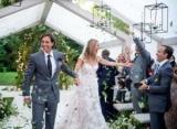 В сети появились фото магия свадьбы Гвинет Пэлтроу